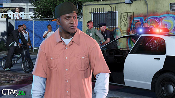 Franklin GTA 5