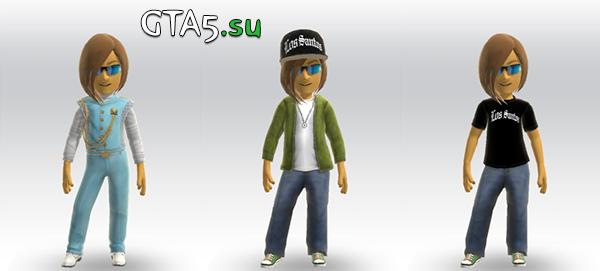 Xbox Live аватар GTA V
