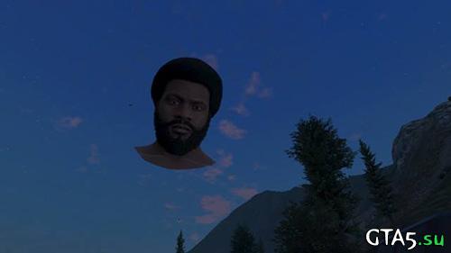 Летающая голова