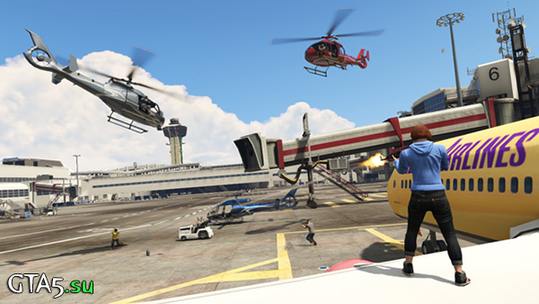 GTA Online Capture Update