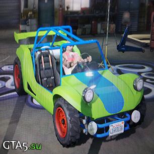 Пляжное авто из GTA Online