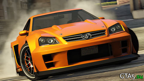 Cars GTA Online