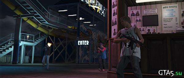 Gang GTA Online
