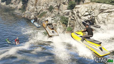Sea GTA Online