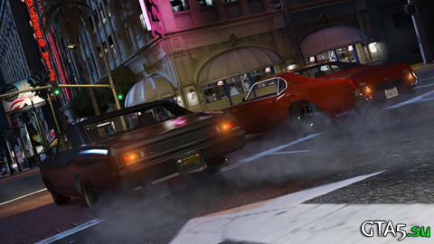 Races GTA Online