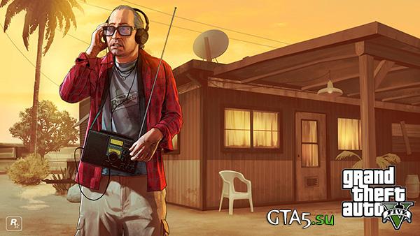 Радио в GTA 5