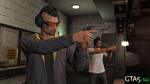 Shoot GTA Online