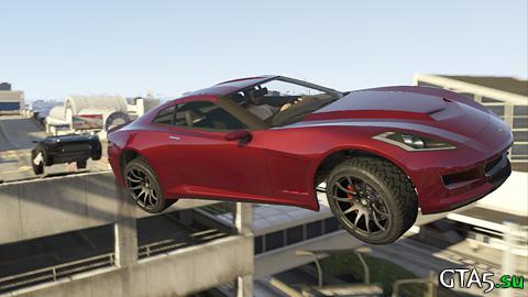 Stunt GTA Online