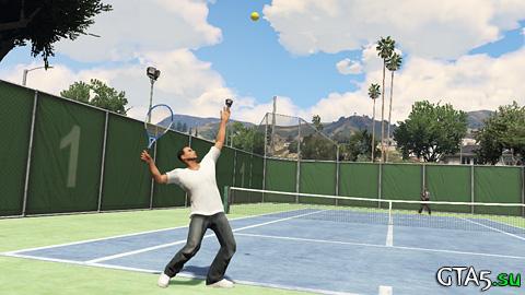 Tennis GTA Online