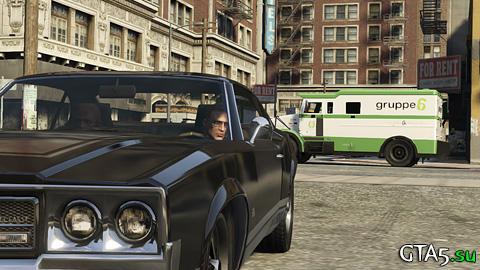 Vans GTA Online
