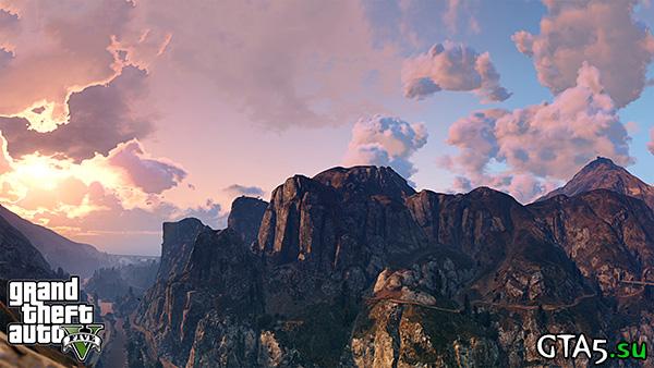 GTA 5 PC скриншот