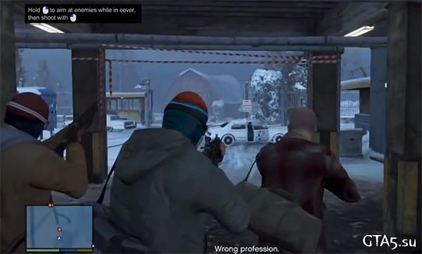Видео GTA 5 на PC