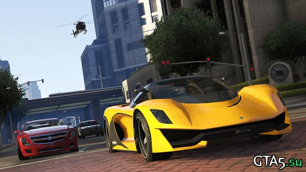 Транспорт GTA Online