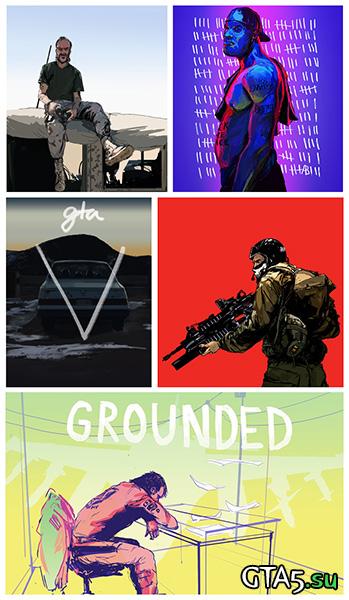 GTA art