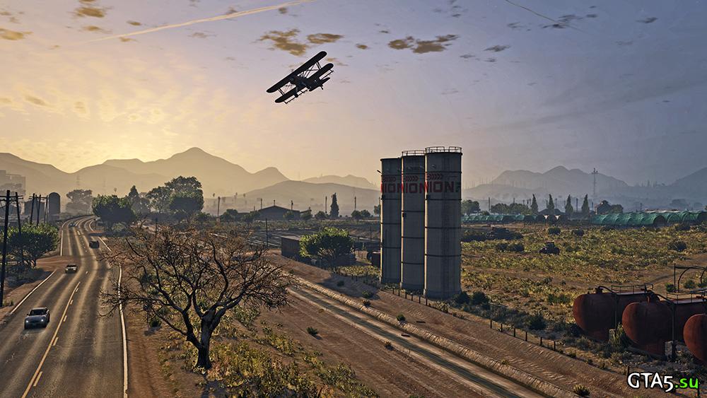 GTA 5 PC скриншот 10