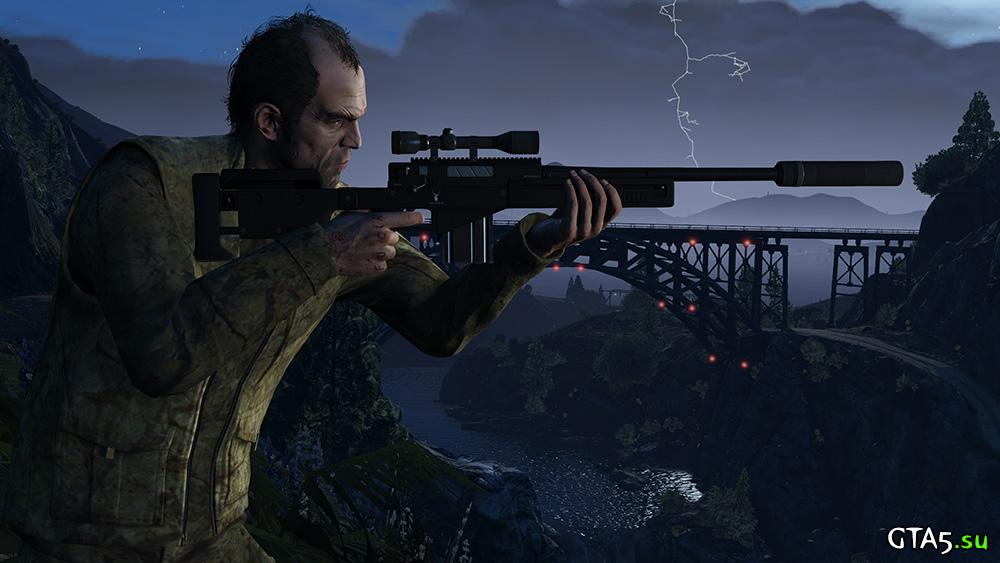 GTA 5 PC скриншот 13