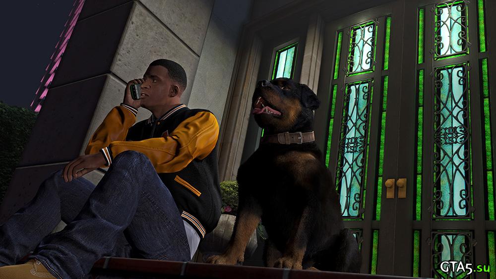 GTA 5 PC скриншот 14