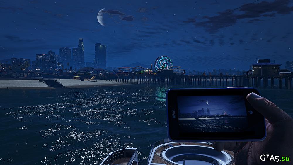 GTA 5 PC скриншот 15