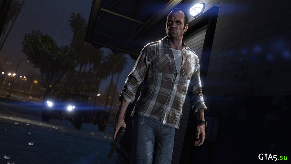 GTA 5 PC скриншот 3