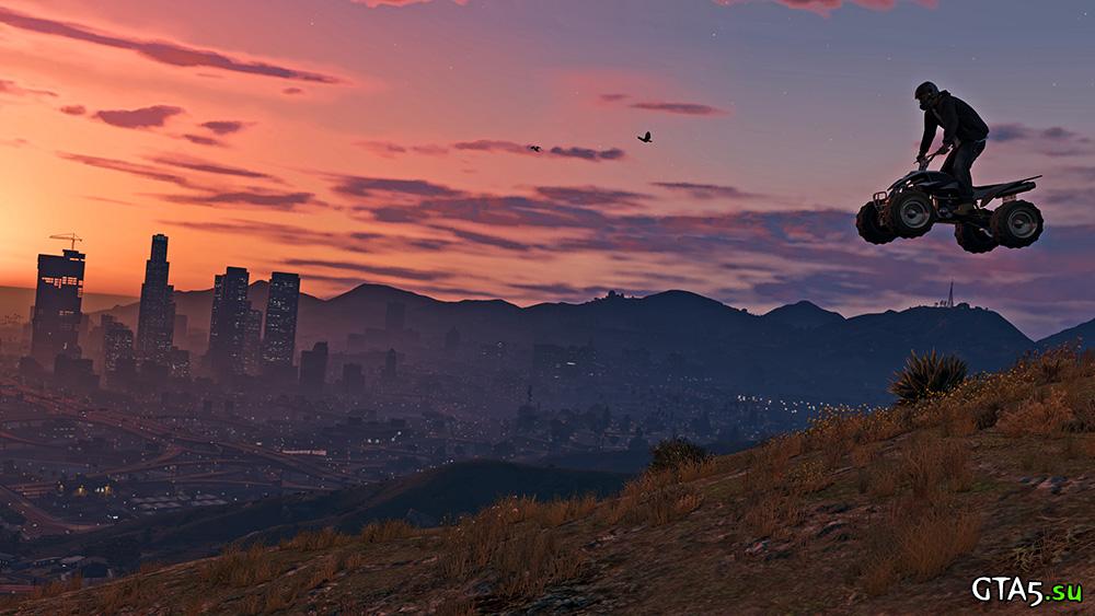 GTA 5 PC скриншот 5