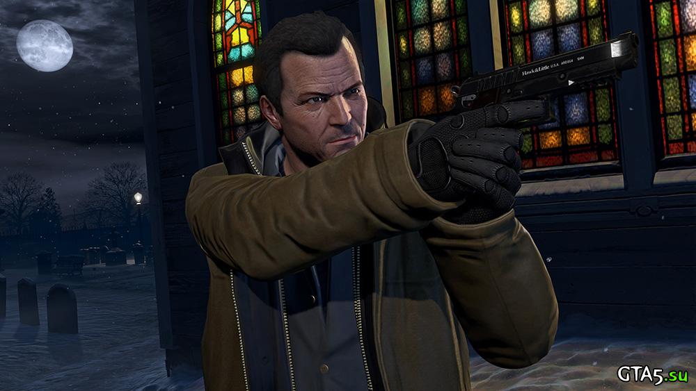 GTA 5 PC скриншот 6