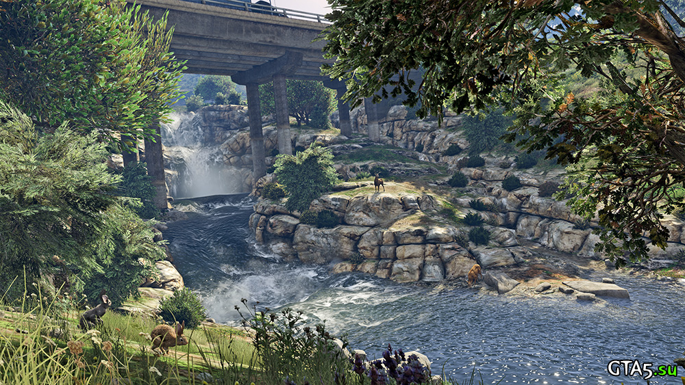 GTA 5 PC скриншот 7