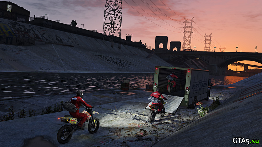 GTA 5 PC скриншот 8