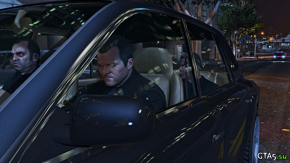 GTA 5 PC скриншот 9