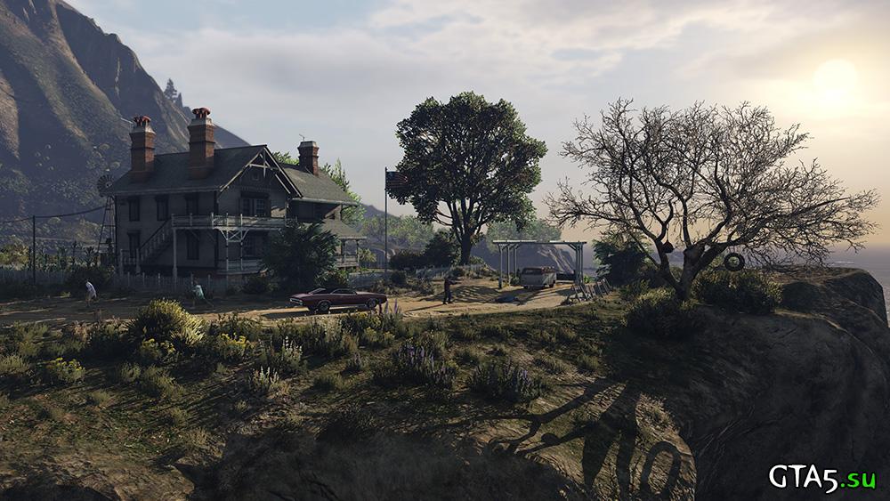 Дом бандитов