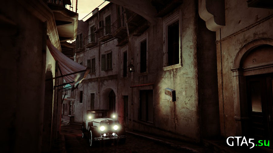 Улицы GTA 5
