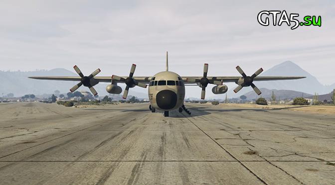 Самолет GTA 5