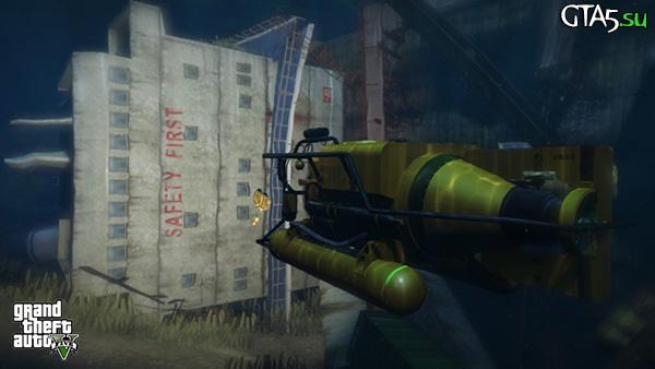 Скриншот GTA 5