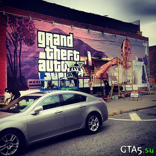 Тревор GTA 5