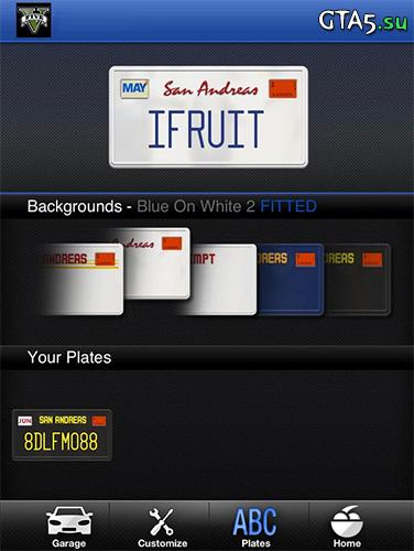 iFruit GTA