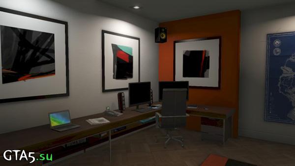 Квартира GTA Online