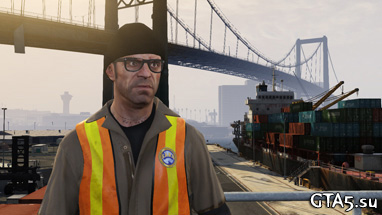 Разведка в порту