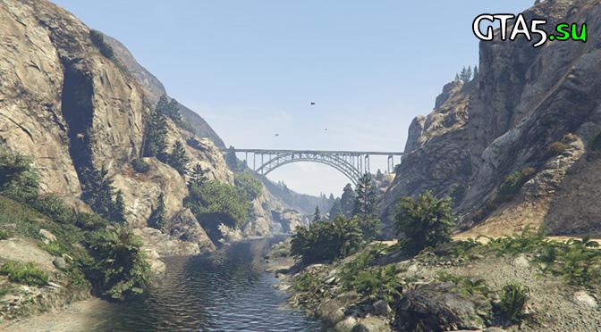 Река в GTA 5