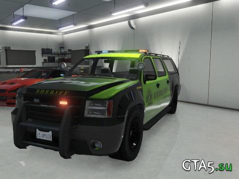Sheriff GTA Online