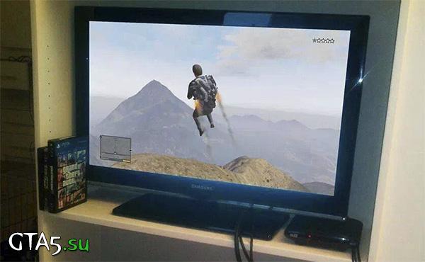 Джетпак GTA 5