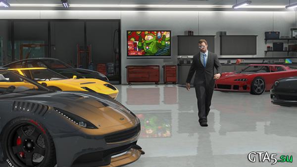 GTA Online весеннее обновление