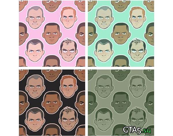 Персонажи GTA