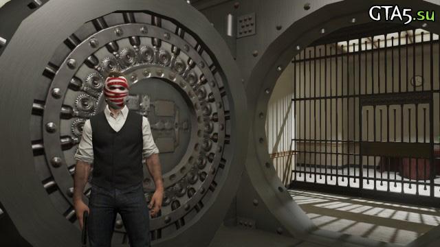 Ограбление GTA Online