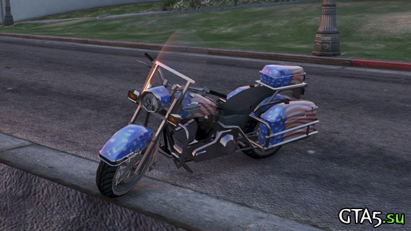 Independence Day bike