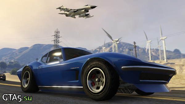 San Andreas flight school