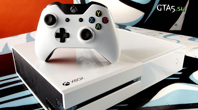 Белый Xbox One