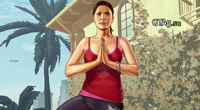 Amanda GTA V