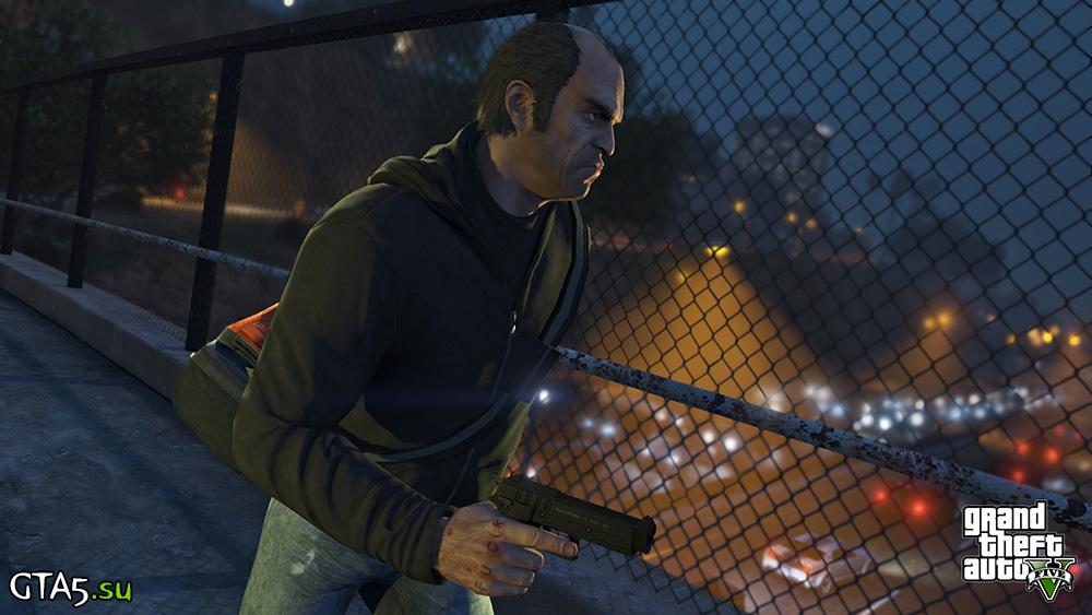 Скриншот из GTA 5