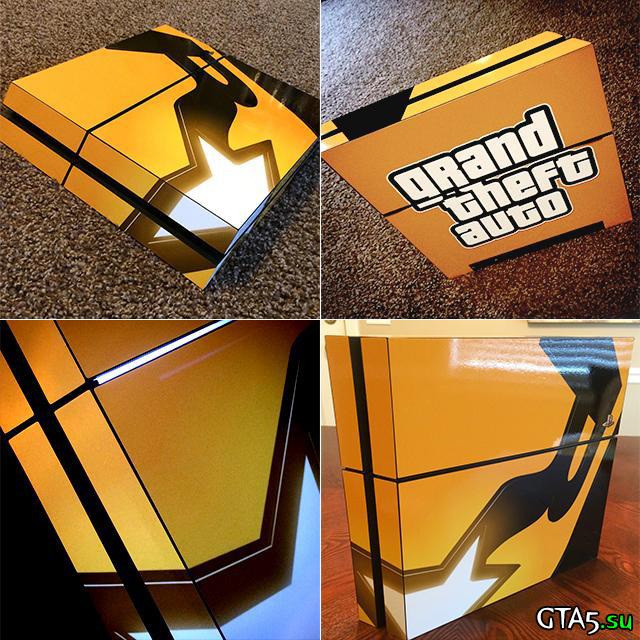 PS4 GTA Rockstar