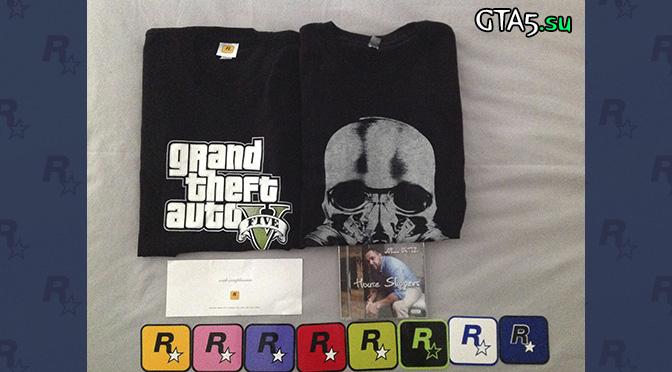 Rockstar Games prize