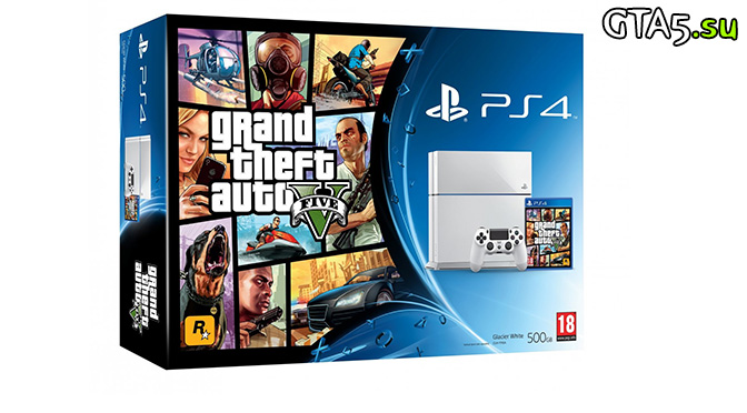 gta 5 bundle ps4